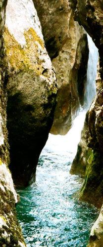 Descenso Cañón de Formiga y Gorgonchon.. Barranquismo en la Sierra de Guara. Guías de Barrancos. Arroila jeitsiera Guaran. Arroila gidariak. Cnayoning in Sierra de Guara. Canyon Guides.