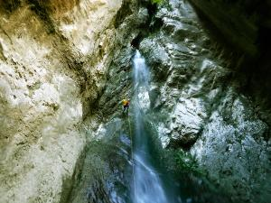 Barranco-Althagneta-Barranquismo-Descenso-de-cañones-Canyoning-Iparralde-Kakueta-Holtzarte-Navarra-Guías-de-Barrancos-Canyon-Guides-26