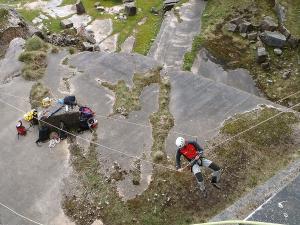 Curso de Autorrescate Barranquismo. Curso de descenso de cañones, Autorrescate.Guias profesionales de barrancos. Euskadi, Pais Vasco, Navarra, Pirineos-10