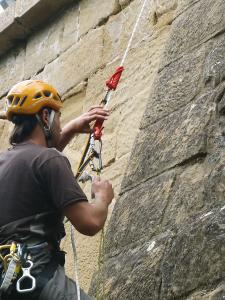 Curso de Autorrescate Barranquismo. Curso de descenso de cañones, Autorrescate.Guias profesionales de barrancos. Euskadi, Pais Vasco, Navarra, Pirineos-8