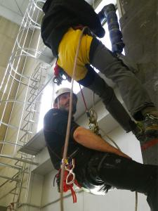 Curso de Autorrescate Barranquismo. Curso de descenso de cañones, Autorrescate.Guias profesionales de barrancos. Euskadi, Pais Vasco, Navarra, Pirineos-9
