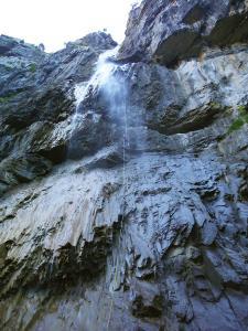 Curso de Grandes Verticales Barranquismo. Curso de descenso de cañones, Grandes Verticales.Guias profesionales de barrancos. Euskadi, Pais Vasco, Navarra, Pirineos-23