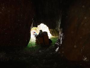 Descenso-barranco-Fornocal-Barranquismo-Sierra-de-Guara-Guías-de-Barrancos-Canyoning-Canyon-Guides-Mendi-eta-arroila-gidariak-Arroila-jeitsiera-23