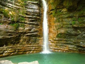Barranco-Furco-Barranquismo-en-Sobrarbe-Ordesa-Bujaruelo-Aínsa-Canyoning-Guías-de-Barrancos-Canyon-Guides-1