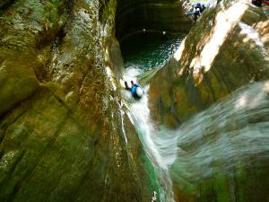 Barranco-Furco-Barranquismo-en-Sobrarbe-Ordesa-Bujaruelo-Aínsa-Canyoning-Guías-de-Barrancos-Canyon-Guides-12
