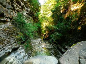 Barranco-Furco-Barranquismo-en-Sobrarbe-Ordesa-Bujaruelo-Aínsa-Canyoning-Guías-de-Barrancos-Canyon-Guides-17