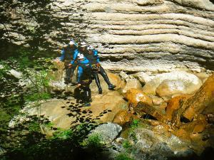 Barranco-Furco-Barranquismo-en-Sobrarbe-Ordesa-Bujaruelo-Aínsa-Canyoning-Guías-de-Barrancos-Canyon-Guides-20