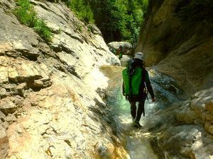 Barranco-Lapazosa-Barranquismo-en-Sobrarbe-Ordesa-Bujaruelo-Aínsa-Canyoning-Guías-de-Barrancos-Canyon-Guides-16