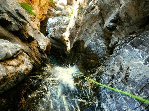 Barranco-Lapazosa-Barranquismo-en-Sobrarbe-Ordesa-Bujaruelo-Aínsa-Canyoning-Guías-de-Barrancos-Canyon-Guides-26