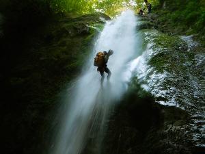 Barranco-Olhadubie-Barranquismo-Descenso-de-cañones-Canyoning-Iparralde-Kakueta-Holtzarte-Navarra-Guías-de-Barrancos-Canyon-Guides-18