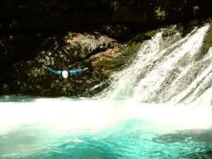 Garganta-Ordiso-Barranquismo-en-Sobrarbe-Ordesa-Bujaruelo-Aínsa-Canyoning-Guías-de-Barrancos-Canyon-Guides-6