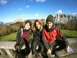 orientación-en-Urkiola-Turismo-activo-euskadi-Lurra-Adventure-Orientación-interpretatiava-6