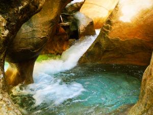 Descenso-barranco-Peonera-Barranquismo-Sierra-de-Guara-Guías-de-Barrancos-Canyoning-Canyon-Guides-Mendi-eta-arroila-gidariak-Arroila-jeitsiera-32