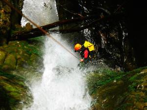 Barranco-Saratze-Barranquismo-Descenso-de-cañones-Canyoning-Iparralde-Kakueta-Holtzarte-Navarra-Guías-de-Barrancos-Canyon-Guides-14