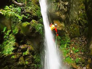 Barranco-Saratze-Barranquismo-Descenso-de-cañones-Canyoning-Iparralde-Kakueta-Holtzarte-Navarra-Guías-de-Barrancos-Canyon-Guides-3