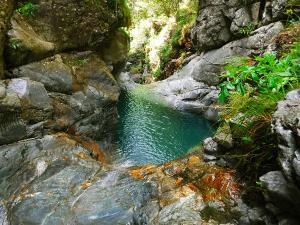 Barranco-Trigoniero-Barranquismo-en-Sobrarbe-Ordesa-Bujaruelo-Aínsa-Canyoning-Guías-de-Barrancos-Canyon-Guides-11