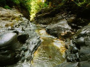 Barranco-Trigoniero-Barranquismo-en-Sobrarbe-Ordesa-Bujaruelo-Aínsa-Canyoning-Guías-de-Barrancos-Canyon-Guides-12