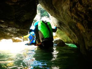 Barranco-Viandico-Barranquismo-en-Sobrarbe-Ordesa-Bujaruelo-Aínsa-Canyoning-Guías-de-Barrancos-Canyon-Guides-14