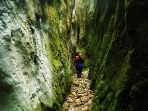 Barranquismo-Arroila-Jeitsiera-Canyoning-Nivel3-Pirineos-Pirinioak-Pyrenees-CanyonGuides-ArroilaGidariak-GuiasBarranquismo-22